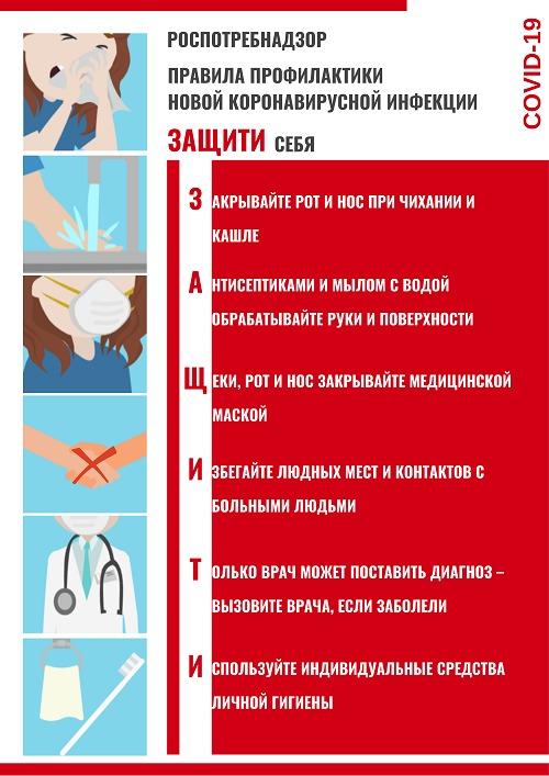 Меры безопасности в период коронавируса, про которые должен знать каждый