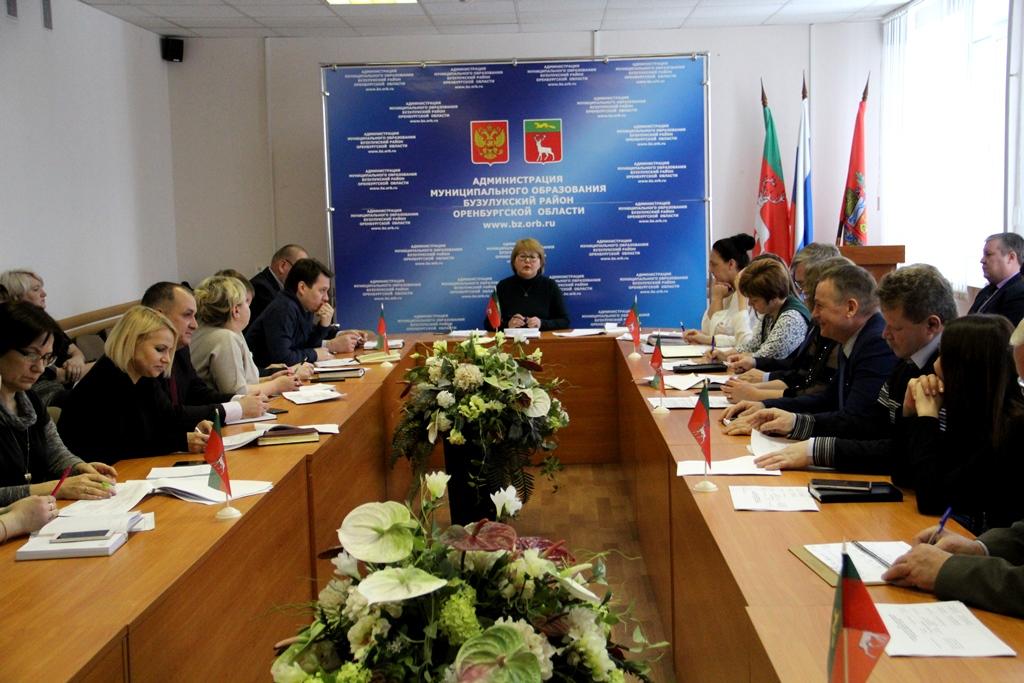 Обсудили вопросы подготовки к празднованию 75-й годовщины Победы в Великой Отечественной войне